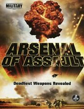 Arsenal of Assault (DVD, 2009, 2-Disc Set)