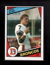 1984 TOPPS #63 JOHN ELWAY ROOKIE RC NM D8495
