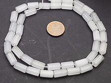 Strang Mop Beads Mother of Pearl plume perles de verre de Bohême