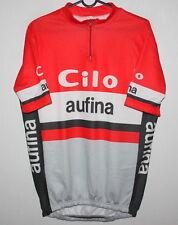 Cilo Aufina cycling team shirt jersey Size 7