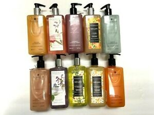 New PECKSNIFF'S Luxury Liquid Hand Wash Soap England 16.9oz 18 VARIATION