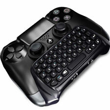 Bluetooth Wireless Keyboard Chatpad Controller Gamepad for PlayStation 4 Ps4