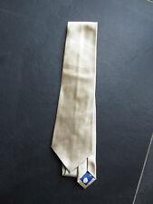 Paul Smith Cravate en soie - Or - Pois doublure - 9cm Lame - Tout Nouveau