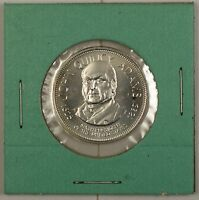John Qunicy Adams Presidential Commemorative Sterling Silver Medalette