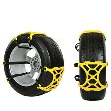 Universal Car Tyre Winter Roadway Safety Tire Snow Chains Climbing Mud Ground