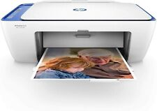 HP DeskJet 2630 All-in-One Wireless Printer + HP Inks + USB Cable + UK / EU Plug