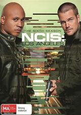 NCIS LA: Los Angeles SEASON 6 : NEW DVD