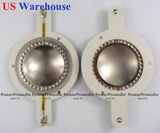 2PCS Replacement Diaphragm for JBL 2418, 2418H, 2418H-1 G2 10-918 US WAREHOUSE