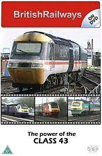 The Power of the Class 43 | Intercity 125 | HST | Railway DVD