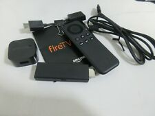 Amazon Fire TV Stick 1st Generation With Remote and Accessories - W87CUN