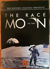 The Race to the Moon (The History Channel, Volumes 1 & 2, DVDs)