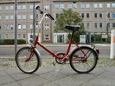 carrera Klappfahrrad Faltfahrrad Campingrad 70er Minirad TRUE VINTAGE 70s bike