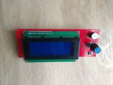 LCD 2004 Display For 3D printer Anycubic RepRap Arduino with SD card reader