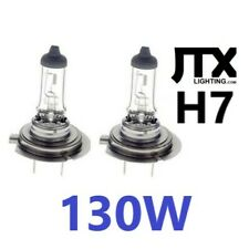 JTX H7 Globes Bulbs 130W 12V suits PEUGEOT RENAULT