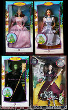 Wizard of Oz Barbie Doll Dorothy Wicked Witch West East Glinda Pink 50th Label 4