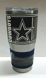 Dallas Cowboys  NFL 30 oz Hero Dig Ultra Tumbler