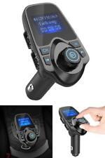 Bluetooth Fm Transmisor Inalámbrico Adaptador de radio Usb cargador Mp3 Car