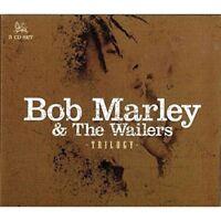 BOB MARLEY & THE WAILERS - TRILOGY 3 CD NEW
