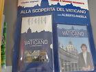 DVD N°1 + BOX ALLA SCOPERTA DEL VATICANO REPUBBLICA L'ESPRESSO ALBERTO ANGELA