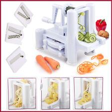 3 Blades Multi Spiral Slicer Slices Spaghetti Easy Kitchen Tool Veg Fruit Peeler
