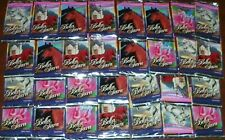 LOT OF 30 PACKS BELLA SARA 2nd SERIES TRADING CARDS