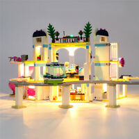 LED Licht Set Für 41347 LEGO Friends Heartlake City Resort Kit (mit Anleitung)