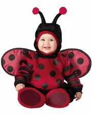 Incharacter Lady Bug Costume Baby Party (6-12 months) Fantasia Infantil Viuvinha