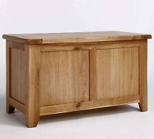 Traditional Solid Wood Blanket Chests
