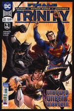 Trinity Rebirth #22 Guillem March Cover Comic