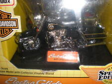 Harley Davidson Electra Glide with  Sidecar 1/15 matchbox
