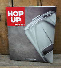 HOP UP MAGAZINE #11 3 HOT ROD CUSTOM BOOK 1932 FORD ARDUN FLATHEAD VTG KINMONT