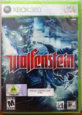 Xbox 360 Game - Wolfenstein (New)
