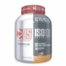 Dymatize ISO100 – 100% Hydrolyzed Whey Protein Isolate 2.3kg / 5lb