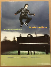 Jamie Cullum Rare 2003 Promo Poster For Twentysomething Cd 18x24 Never Displayed