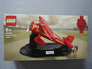 Lego 40450 Amelia Earhart Tribute - Neu & OVP