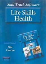 Skill Track Software: Life Skills Health Site License w/ Manual PC MAC CD BOX!