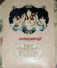Girls' Generation JAPAN FIRST TOUR Taiwan Promo Mini Poster (A4 size)