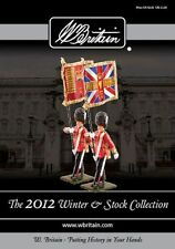 William Britain Soldiers 2012 Winter and Stock Collection Catalogue