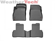 WeatherTech Floor Mats FloorLiner for Nissan Juke - 2011-2017 - Black