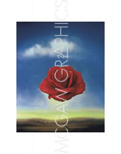 "DALI SALVADOR - THE ROSE, 1958 - ART PRINT POSTER 14"" x 11"" (2064)"