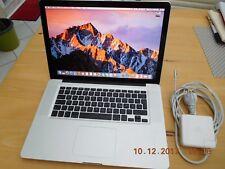 "Mac Book Pro 15"", Anfang 2011, 2GHz, I7, 4GB, 120 GB SSD"
