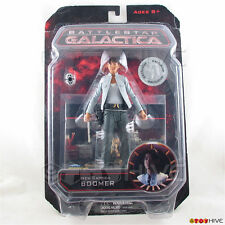Battlestar Galactica New Caprica Boomer Diamond Select BSG action figure - worn