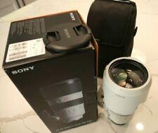 Sony G-Series 70-200mm F/2.8 GM OSS FE LENS