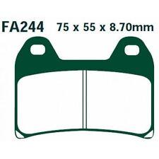 DUCATI  848 Streetfighter 2011-15 Front Disc Brake Pads EBC FA244