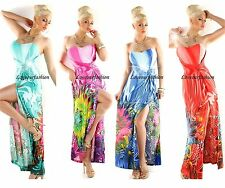 Polyester Bandeau Floral Tops & Shirts for Women