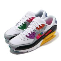 Nike Air Max 90 Be True Betrue White Multi-Color Men Casual Shoes CJ5482-100