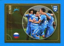FIFA 365 2016-17 Panini 2017 Figurina-Sticker n. 426 - GOAL ZENIT-New