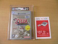 Nintendo Game Cube, The Legend of Zelda, the Wind Waker-nuevo-VGA 85 nm +