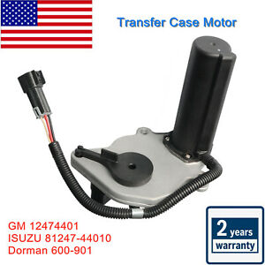 For Cadillac Chevrolet GMC 600901 Transfer Case Motor 4WD Encoder w/RPO Code NP8