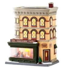 Nighthawks Dept 56 Christmas in the City Series 4050911 New CIC Snow Village